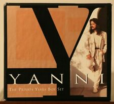 The Private Years Box Set - Yanni (CD/DVD, Oct-1999, 6 Discs, Private Music)