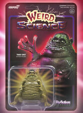 Super7  Weird Science Toad Chet Movie Accurate. ReAction Figure - Action Figure