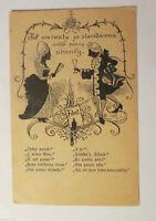 """""""Scherenschnitt, Barock, Fibel"""" 1910, Mikulas Ales. Z Doby Copu ♥"""