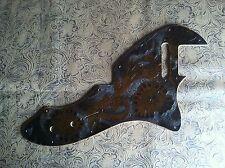 Hand Tooled Custom Leather Pickguard fits Fender Thinline Telecaster Tele