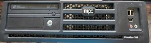 MPC CLIENTPRO 385 DESKTOP PC.