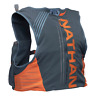 Nathan VaporKrar 2.0 4-Liter Hydration Pack Men's Race Vest with Two 20oz Flasks