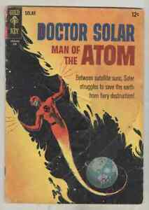 Doctor Solar #16 June 1966 G