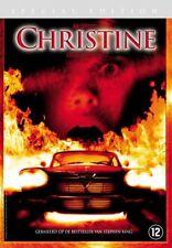 DVD  -  CHRISTINE (1983) JOHN CARPENTER (NEW / NIEUW / NOUVEAU  SEALED)