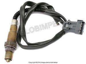 Saab 9-3 9-5 (2000-2009) Oxygen Sensor Rear BOSCH OEM + 1 year Warranty