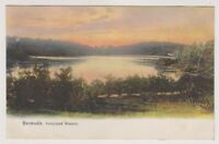 Bermuda postcard - Fairyland Waters - P/U (A29)
