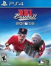 RBI Baseball 2016 - PlayStation 4 by
