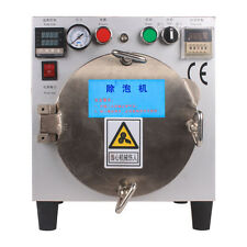 AUTOCLAVE LCD BUBBLE REMOVE MACHINE FOR CELL PHONE SCREEN REPAIR TOOL EQUIPMENT