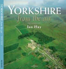 Yorkshire from the Air by Pritchard, Lisa Hardback Book The Cheap Fast Free Post