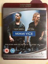 Miami Vice HD-DVD