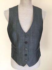Viscose Regular Size NEXT Waistcoats for Women