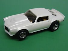 DASH MOTORSPORTS Z28 CAMARO SOLID WHITE  AFX XTRACTION BODY NEW