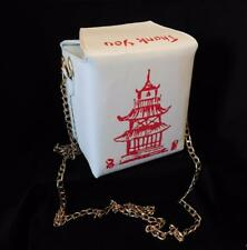 NWT - Chinese TAKE OUT Food Box Purse - Bam Forever - NEW - Shanghai - Takeout
