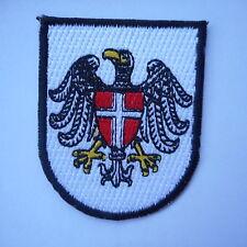 Wien Vienna Wappen Aufbügler,Aufnäher,Coat,Österreich