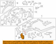 GM OEM Fender-Susp Support Left Chevrolet Cruze 11 - 15 GM 22745453 L2