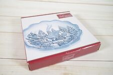 Celebrations by Mikasa Winter Wonderland Collection 7.25 inch Sweet Dish