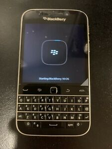 BlackBerry Classic 16GB T Mobile Smartphone - Black
