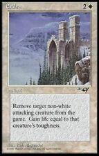 Exile PL Alliances MTG Magic The Gathering White English Card