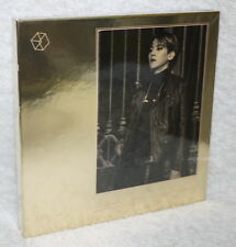 EXO Vol. 2 Exodus 2015 Taiwan CD+52P+Card -BAEKHYUN ver.- (Korean Lan.)