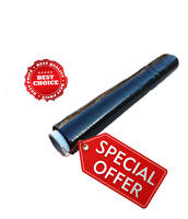 STRONG 17 MIC ROLL BLACK PALLET STRETCH WRAP PARCEL PACKING CLING FILM