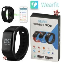 SMARTWATCH SMART WATCH BLUETOOTH ANDROID IOS CARDIO PRESSIONE IPHONE HUAWEI LG