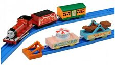 PLARAIL PLA RAIL TAKARA TOMY THOMAS & FRIENDS James Freight Loading Train set
