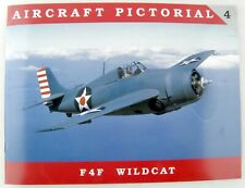 F4F Wildcat Aircraft Pictorial #4 by Dana Bell (Paperback)