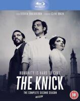 The Knick Stagione 2 Blu-Ray Nuovo (1000590361)
