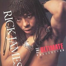 Audio CD: Rick James: The Ultimate Collection, James, Rick. Acceptable Cond. . 7