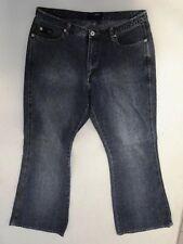Goood Jeans  Jeans Hose Schlaghose Blau Stonewashed W32 L30