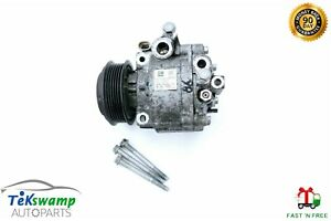 13-19 Buick Encore Climate A/C Air Conditioner Compressor w Mount Bolts OEM