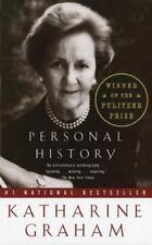 Personal History by Katharine Graham (1998, Paperback) (JLX)