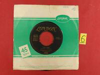 Schallplatte  ST45 Vinyl. La Bostrie Penniman Tutti Fritti,Washington-Lewis