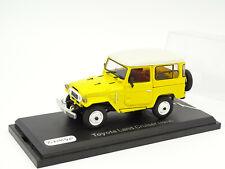 Norev Collection Japon 1/43 - Toyota Land Cruiser 1974 Jaune