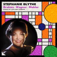 STEPHANIE BLYTHE BRAHMS RHAPSODY WAGNER MAHLER CD NEW