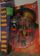 Jonny Quest GIG Action Figure Fondo di magazzino Doctor Quest - Ezechiele JQ5