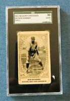 1922 V61-2 Neilson's Chocolate Bob Shawkey SGC 2 New York Yankees Won 195 Games