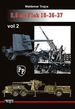 8,8cm Flak 18-36-37 vol.2 by WALDEMAR TROJCA*