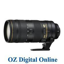 New Nikon AF-S NIKKOR 70-200mm f/2.8E FL ED VR F2.8 E 70-200 1 Yr Au Wty