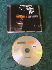 Guy Barker - What Love Is (12 Track Emarcy CD 1998) VGC