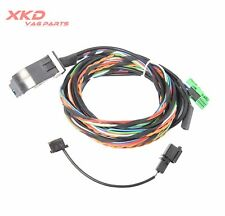 9W2 9W7 Bluetooth Wiring Harness Cable For VW Golf Jetta Passat RCD510 RNS510
