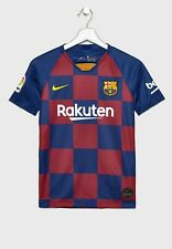 Nike 2019-20 Fc Barcelona Soccer Football Jersey Barca Aj5801-457 Nwt (Youth L)