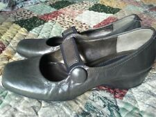 Naturalizer Comfort Gable -Elephant Skin leather mary janes -women's 8.5W