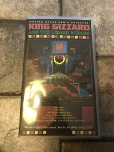 king gizzard and the lizard wizard rare numbered vhs