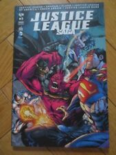 Justice League Saga 3 - comme neuf - shazam - superman - flash - Urban Comics