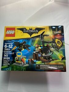 LEGO THE BATMAN MOVIE Scarecrow Fearful Face-Off 70913 Building Kit New Sealed