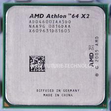 AMD Athlon X2 4600+ 2.4 GHz Skt AM2 CPU ADO4600IAA5DO ADO4600IAA5CZ 100% tested