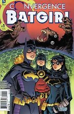 Convergence Bat Girl #1 & #2