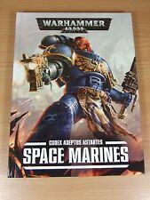 HARDBACK SPACE MARINE CODEX