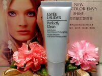 Estee Lauder Perfectly Clean Multi-Action Foam Cleanser/Purifying Mask 30ml